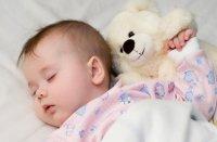 Приучаем малыша засыпать